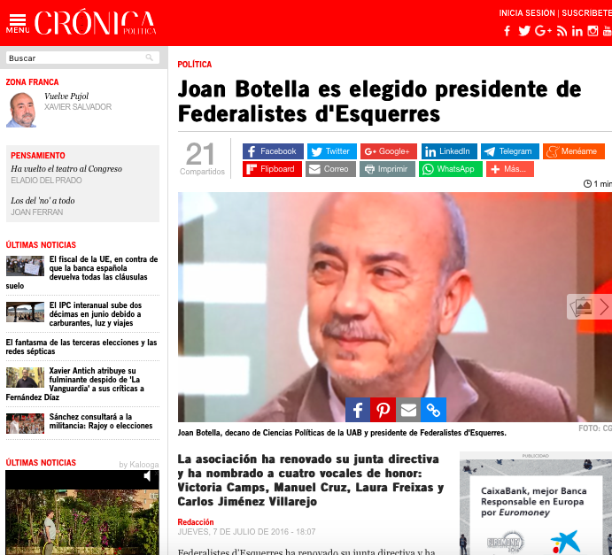 CronicaGlobal